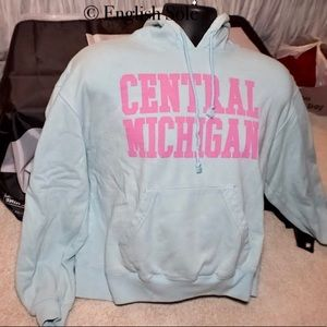 Central Michigan University - Hooded Sweatshirt